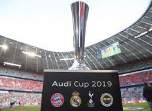 Audi Cup. Бугун