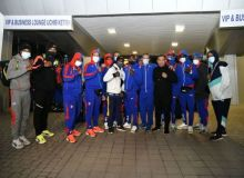 The Cuban boxing team has arrived in Tashkent: preparations for the World Cup are underway