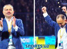 Самвел Бабаян начал работу в «Локомотиве»