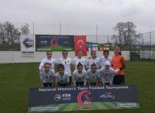 «Turkish Women's Cup 2019»: Женская олимпийская сборная Узбекистана разгромила Туркменистан