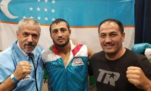 Фазлиддин Ғойибназаров ESPN телеканали дастуридан ўрин олган бокс кечасида рингга кўтарилади