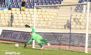 Photo Gallery | First Half. FC AGMK 0-2 FC Sogdiana