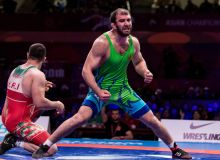 Uzbekistan's freestyle wrestlers gain eight medals at the Asian Wrestling Championship 2018