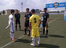 Результаты 6-го тура чемпионата Узбекистана среди детско-юношеских академий