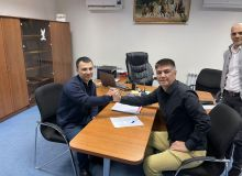 FC Navbahor announce contract signings of Hasanov and Dukic