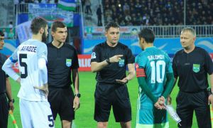 FC Sogdiana receive a 3-0 defeat from FC Surkhon