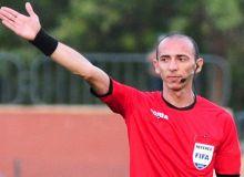 Кубок Узбекистана: Официальные лица на матч «Бунёдкор» - АГМК