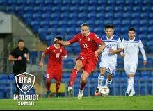 Товарищеский матч: Узбекистан и Ливан сыграли вничью (Видео)