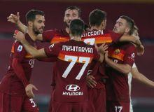 """А Серия. """"Рома"""" дебютант жамоа дарвозасига 5 та гол урди"""