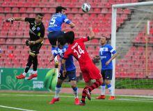 Sanjar Rikhsiboev scores in his debut for FC Khujand