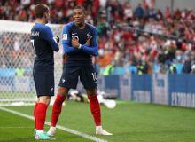 Мбаппенинг тарихий голи Францияни муддатидан аввал плей-оффга олиб чиқди (видео)