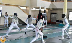 Рапиристы Ташкента одержали победу на чемпионате Узбекистана