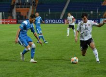 FC Bukhara play out a 1-1 draw with FC Kizilkum in Bukhara