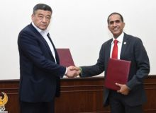 Fencing Federations of Uzbekistan and the UAE signed a memorandum of cooperation