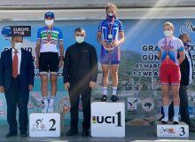 Ольга Забелинская завоевала второе место в международном турнире