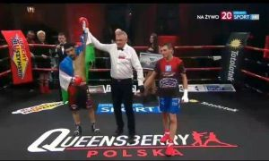 Video. Uzbekistan's Abdulkhay Shorakhmatov stuns Robert Niedzviedski in Poland