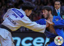 Шарофиддин Лутфуллаев стал серебряным призером «Большого шлема» в Париже