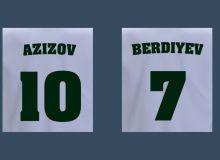 В чемпионате Узбекистана будет внедрен единый шрифт для номеров и фамилий на форме