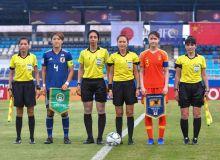 ЧА U-19 среди девушек: Эдита Мирабидова обслужит финальный матч Северная Корея – Япония