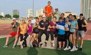 Наши легкоатлеты приняли участие в международном турнире в Турции