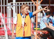 Главный тренер женской сборной Узбекистана U-19 Карима Юлдашева: Эта команда может и должна достичь своей цели