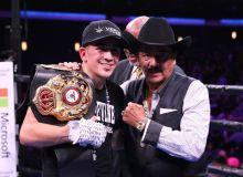 WBA чемпиони Санта Крус Лос-Анжелесда муваффақиятли тарзда иштирок этди