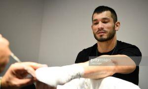 Маҳмуд Муродовнинг UFC'даги навбатдаги жанг санаси маълум (фото)