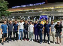 Uzbek boxers Madrimov and Akhmadaliev left for the United States