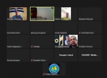 Состоялась онлайн-видеоконференция с врачами клубов Суперлиги