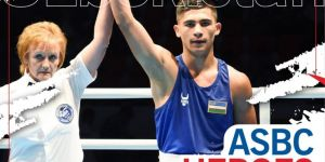 ASBC Heroes – Uzbekistan's 15-year-old Shavkatjon Boltayev who remained unbeaten in 2019