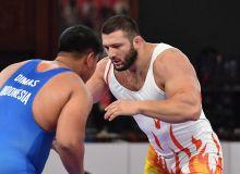 Борец Узбекистана вышел в полуфинал Азиатских игр
