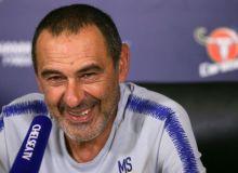 """Маурицио Сарри: """"Челси"""" ўйин давомида назоратни сақлашни ўрганиши керак"""