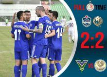 Match Highlights. FC Metallurg 2-2 FC Nasaf