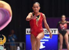 Оксана Чусовитина выступит на этапе Кубка мира в Баку