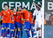 Чили - Гондурас 4:1 (видео)