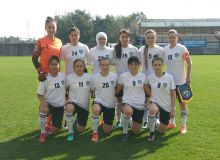 Uzbekistan women's U-23 team start final training sessions ahead of AFC U-23 Women's Ch'ship Qualifiers