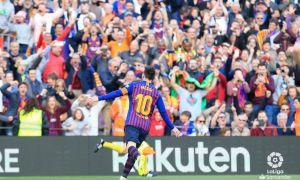 """Ла Лига. Каталон дербисида """"Барселона"""" ғолиб бўлди"""