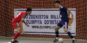 Футзал: 7 тур снова пройдёт в Ташкенте.