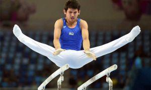 Rasuljon Abdurahimov places 49th in Men's Artistic Gymnastics qualification
