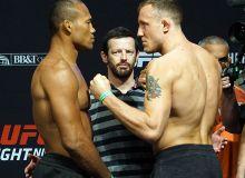 UFC on ESPN+ 8 турнири иштирокчилари