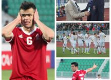 Photo Gallery | Second Half. FC Navbahor 2-3 FC Bunyodkor