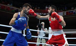 Photo Gallery. Shakhobidin Zoirov shocks Turkey's Batuhan Ciftci