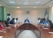 В ассоциации WTF таэквондо Узбекистана состоялось внеочередное собрание