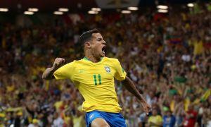 Бразилия - Боливия 3:0 (видео)