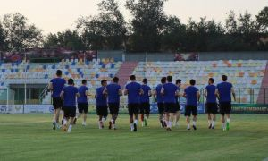 """Metallurg"" started training. The team tested for the coronavirus and the club base was disinfected"