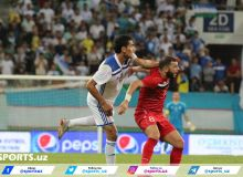 Эксклюзивный фоторепортаж матча Узбекистан – Сирия