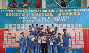 Наши юниоры завоевали 7 золотых медалей на международном турнире по боксу