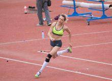 В столице состоялся турнира по легкой атлетике «День прыгуна»