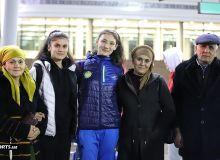 Nigora Tursunkulova earns a quota place for the Wuxi 2019 World Taekwondo Grand Slam Champions Series