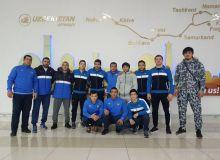 Сборная Узбекистана по спортивной борьбе приступила к заключительному этапу подготовки к ЧА